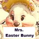Mrs Easter Bunny